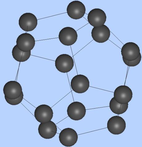 富勒烯C20