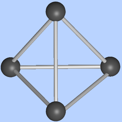 化学晶体结构模型_WebGL