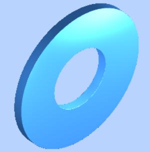 垫片-标准件_WebGL