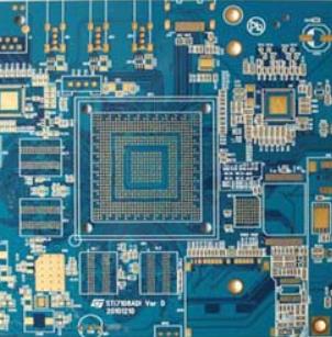 工业仿真-PCB板信号灯_WebGL