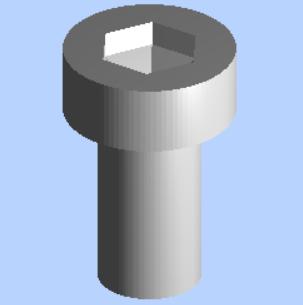 螺钉-标准件_WebGL