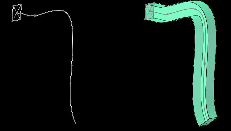three.js扫描成型ExtrudeGeometry